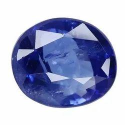 Intense Eye Clean Ceylon Blue Sapphire