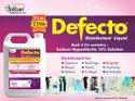 Defecto- Disinfectant Liquid / Sodium Hypochlorite Solution 10% / 5Ltr Pack