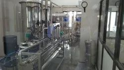 Mineral Water Drinking Plant