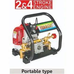 2 And 4 Stroke Portable Power Sprayer