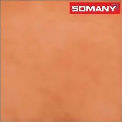 Plain Somany T39602149 8.2mm F.S Brown Tiles, Size: 396x396mm, Thickness: 5-10 mm