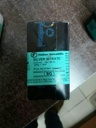 Silver Nitrate LR/SQ Pkg.100 gm QUALIGEN for Laboratory Use