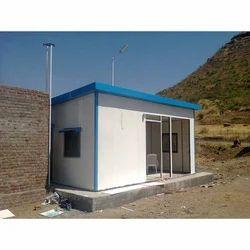 Prefabricated Fibre Cabin