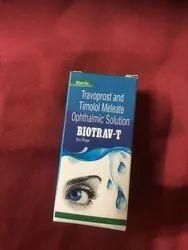 Travoprost With Timolol  Eye Drops