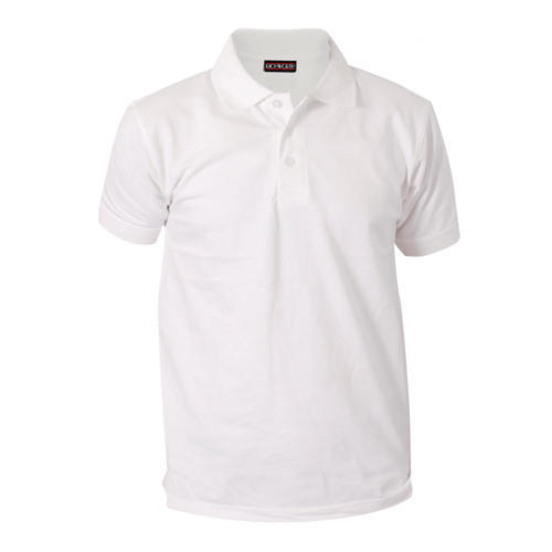 Medium And Large Causal Mens Plain White T Shirt 4598cec80