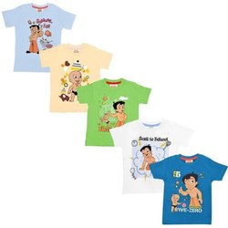 Chhota Bheem Kids T-shirts