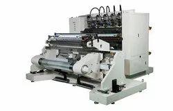 Paper Surface Type Slitter Drum Rewinder Machine