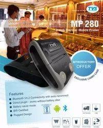 TVSE Bluetooth Tvs Mobile Printer Mp 280