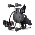 Spider Bike Mobile Holder with USB Charger