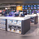 Electronics Display Counters
