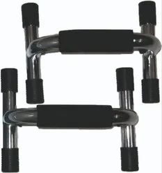Mild Steel Imported Push Up Bar, For Household, Gym