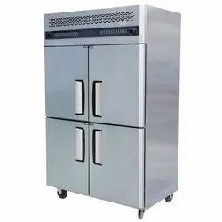 RBJ SS Four Door Commercial Refrigerator