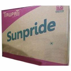 Mono Saturated Tirupati Sunpride Refined Sunflower Oil, 5 litre , Packaging Type: Carton Box