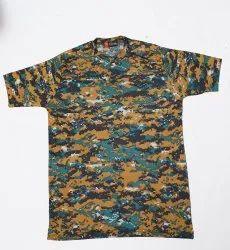 Cobra Army T-shirts Half Sleeves