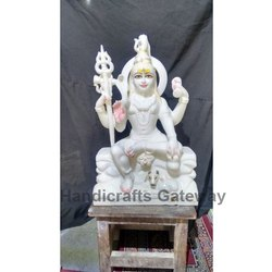 Marble Shiva Idols