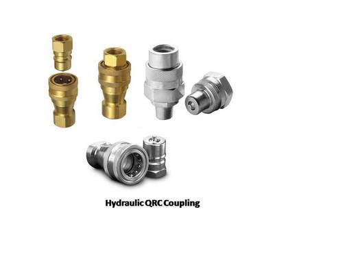 Hydraulic Quick Release Coupling, Size: 3/4 Inch And 2 Inch