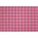 Small Checked Cotton Fabric