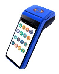 Android OS Bus Ticketing Machine