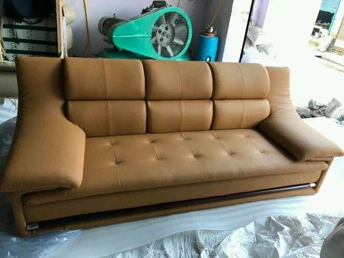 Leatherette Sofa Set 7 Seater