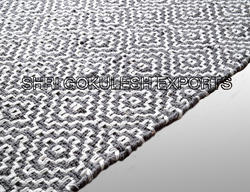 SGE Rectangle Cotton Handloom Rugs