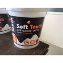 Soft Touch Acrylic Distemper Liquid, Packaging: 20 Kg