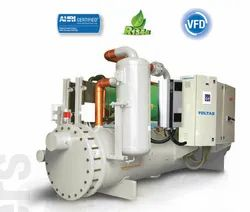 Voltas Water Cooled Variable Speed Screw Chillers