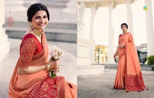 Vinay Fashion Designer Sarees At Rs 1315 Piece Fancy Sarees Id 20700177288