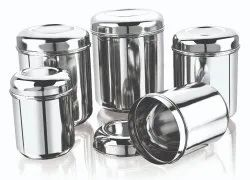 SS Canisters