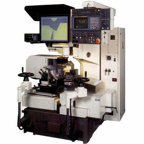 Optical Profile Grinding Machine at Rs 3000000/unit   ऑप्टिकल प्रोफ़ाइल  ग्राइंडिंग मशीन - Sanki Machine Tools (india) Private Limited, Mumbai   ID:  12610473991