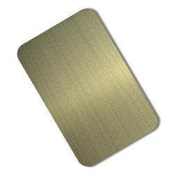 Stainless Steel Nickel Hairline Sheets