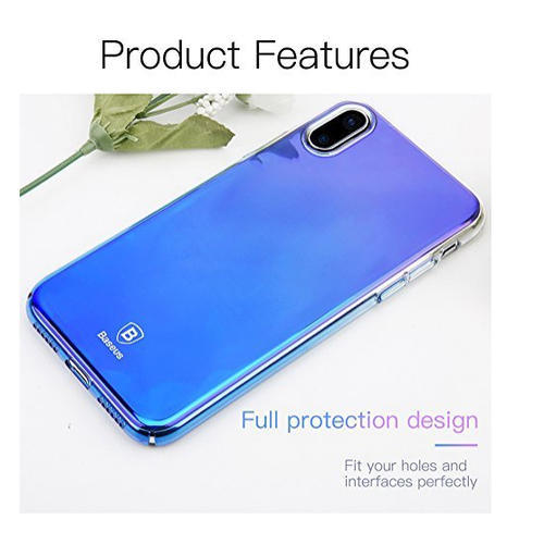save off 15110 f7d4b Baseus Apple Iphone X Case And Cover