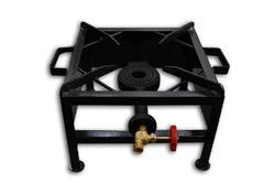Square Gas Burner 18x18 Inch