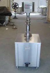 Semi Automatic Vial Cap Sealing Machine