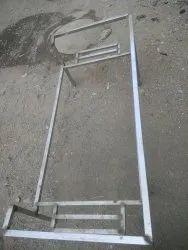 Silver SS Table Frame