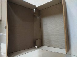 3 Ply Plain Corrugated Box, Box Capacity: 1-5 Kg, Size: 10(L)*7(W)*2(H)