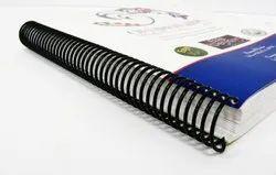 Wiro Book Binding Service