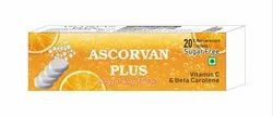 Vitamin C Effervescent Sugar Free Tablets