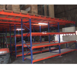 Mezzanine Storage System And Racks