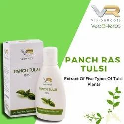 VR Panch Tulsi Ras, Pack Size: Box