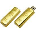 Gold Bar Pen Drive