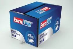 Euro Line Premium Motorcycle Engine Oil