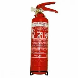 Mild Steel Powder Type Fire Extinguisher (Stored Pressure)