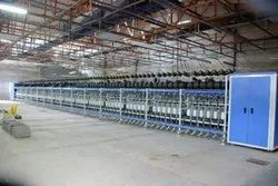 Mild Steel TFO Twisting Machine Spun Yarn