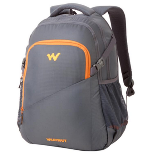 295e71f015 210D Nylon Melange And 420D Wildcraft Traverse Backpack 2.1 Bag