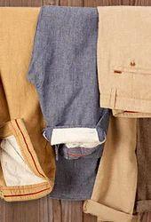 9de6564f655 Semi Formal Trousers