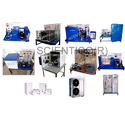 Air Conditioning Lab Equipments