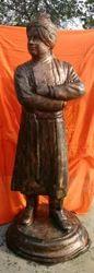 Bronze Statue Swami Vivekananda