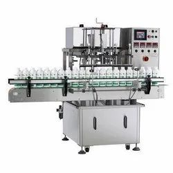Sarvo Gear Pump Filling Machine