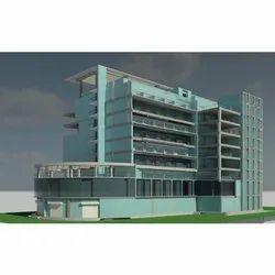 Mild Steel Industrial Structural Design Service