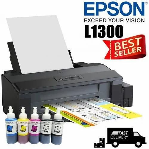 Inkjet Epson L1300 Printer Paper Size A3 Rs 24500 Piece Sublimation Solutions Limited Liability Partnership Id 22449119712